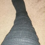 Cotton Slouch Sock
